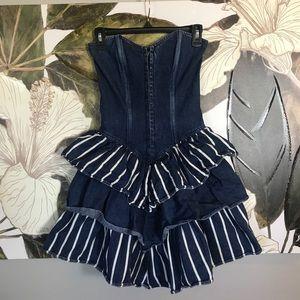 Adorable Vintage 80's Dress